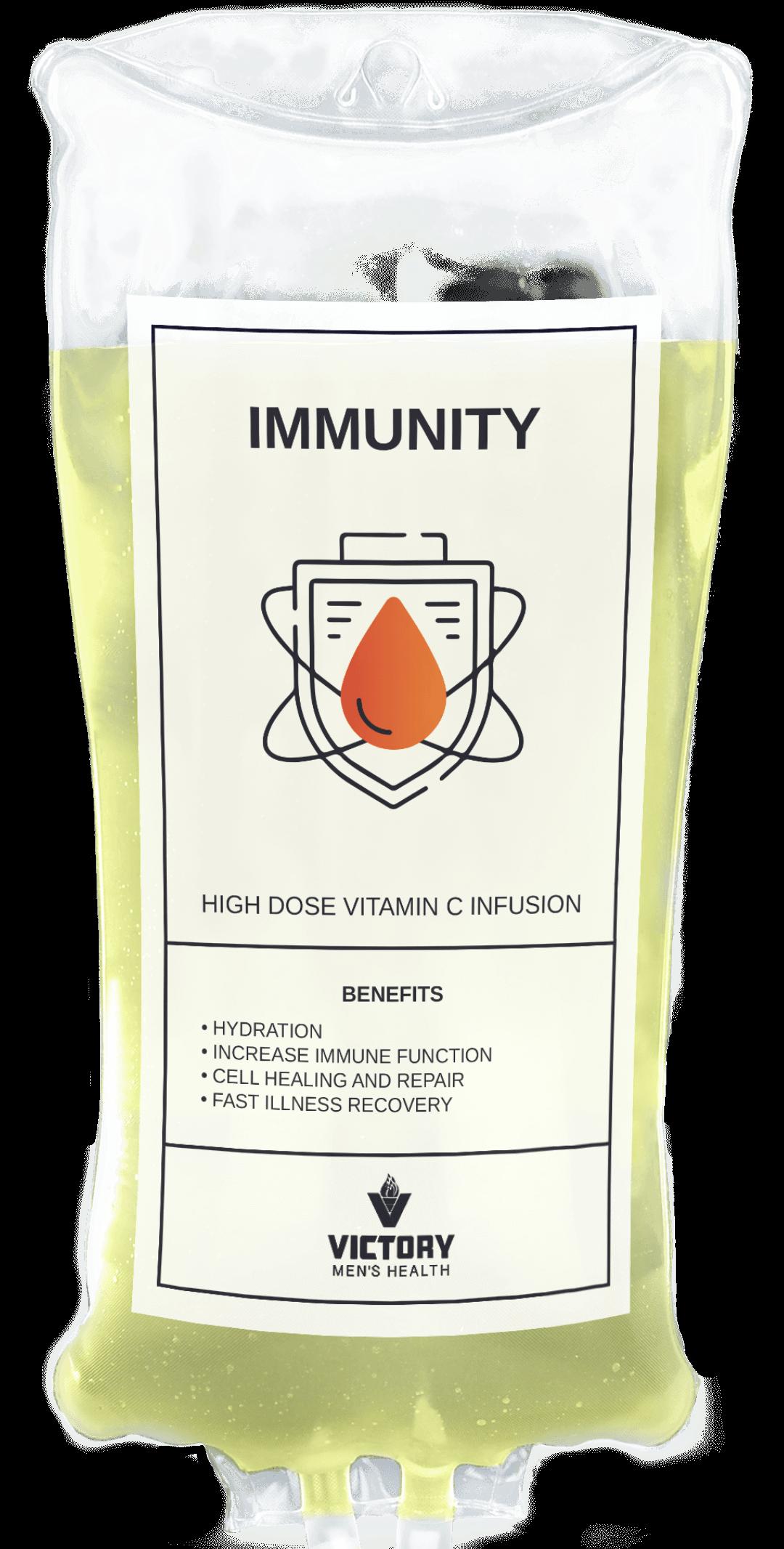 Immunity IV Drip | Victory Men's Health
