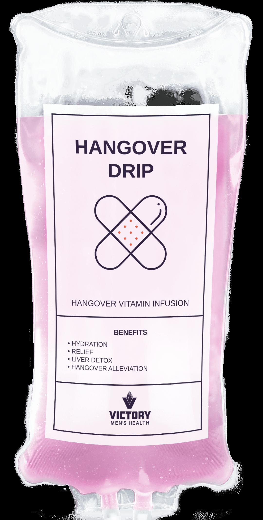 Hangover IV Drip | Victory Men's Health