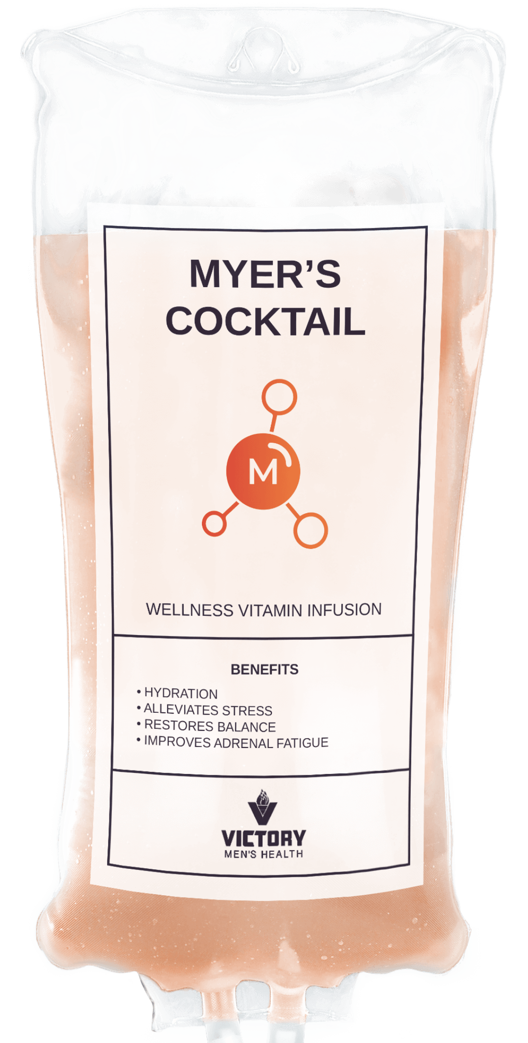 Myers Cocktail IV Drip | Victory Men's Health