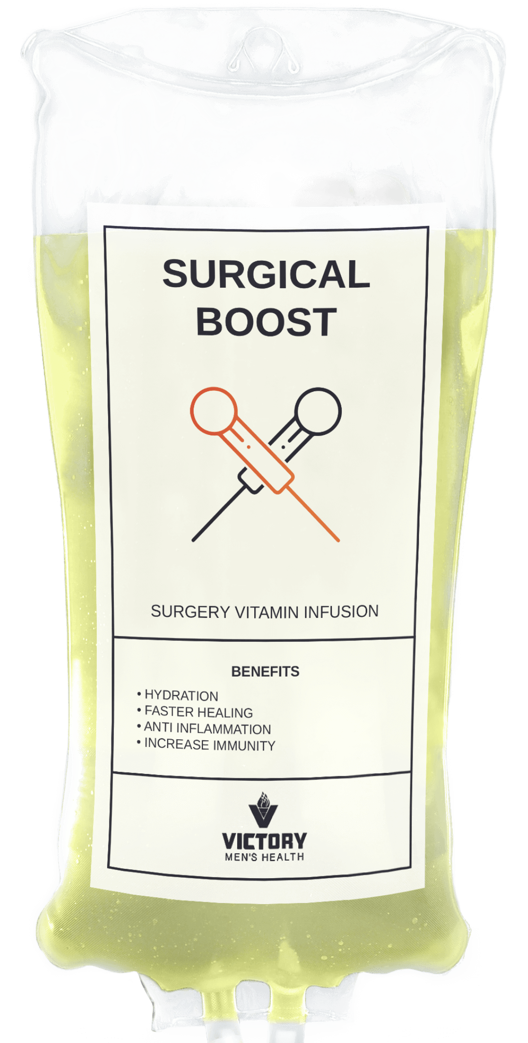 Surgical Boost IV Drip | Victory Men's Health