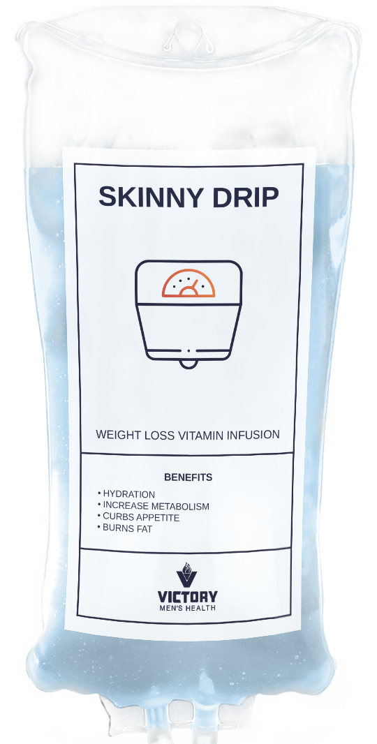 Victory Men's Health | Vitamin Infusions: Skinny Drip