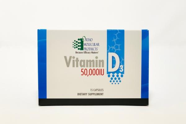 Vitamin D Blister Pack